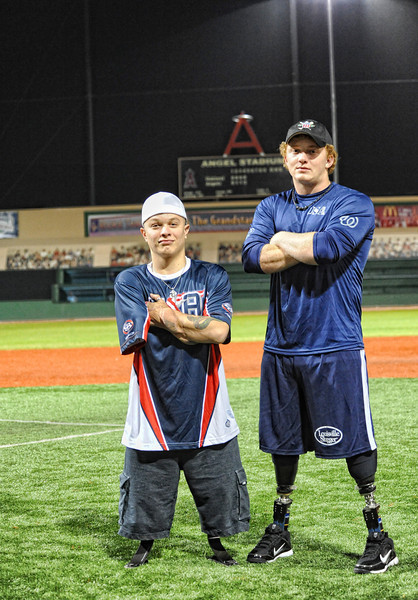 Wounded Warrior Game