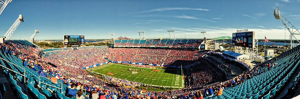 Gator Bowl 2012